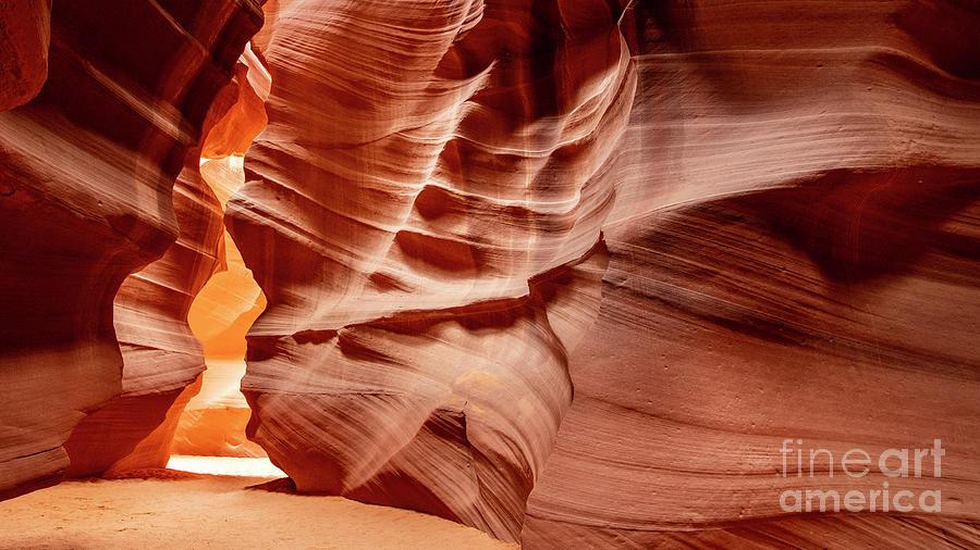 Antelope Canyon Candlestick Photograph