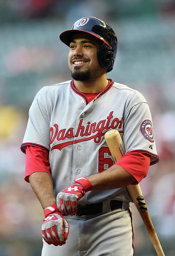 Anthony Rendon Photograph by Christian Petersen