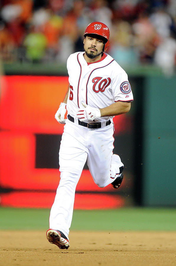 Anthony Rendon Photograph by Greg Fiume