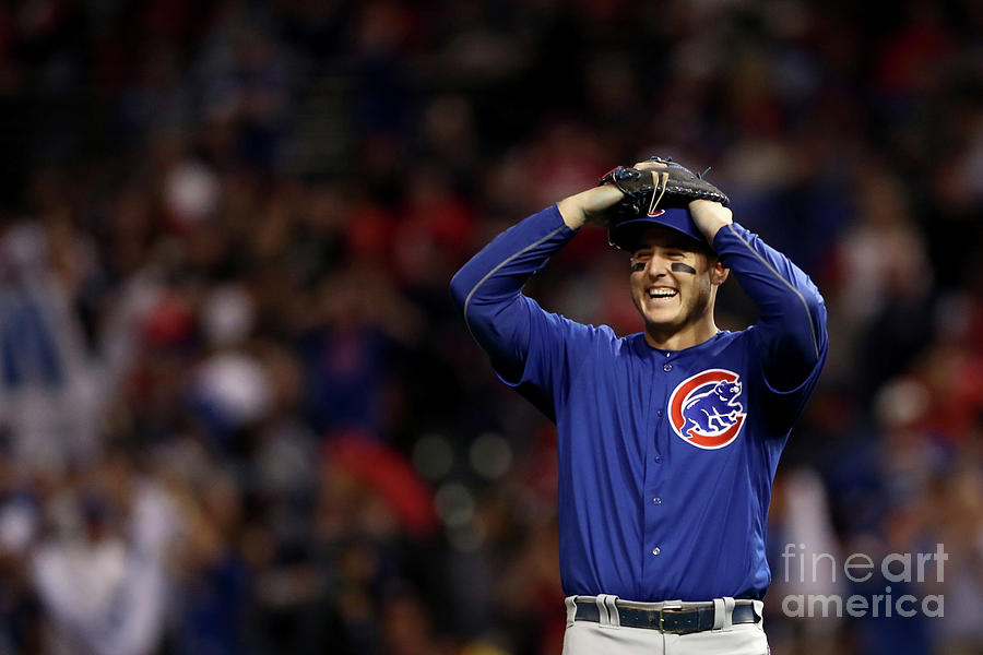 Anthony Rizzo Photograph by Elsa