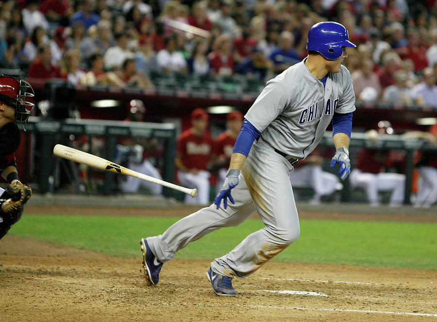 Anthony Rizzo Photograph by Ralph Freso