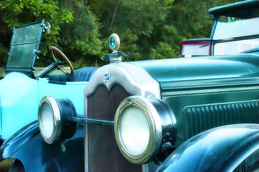 Antique Roadster 1927 Automobile Photograph Photograph