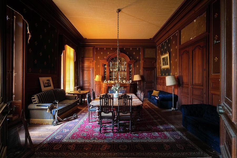 Antique Room by Roman Robroek