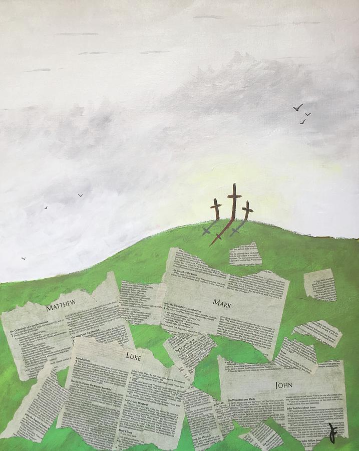 Apostles Field by Danielle Fry