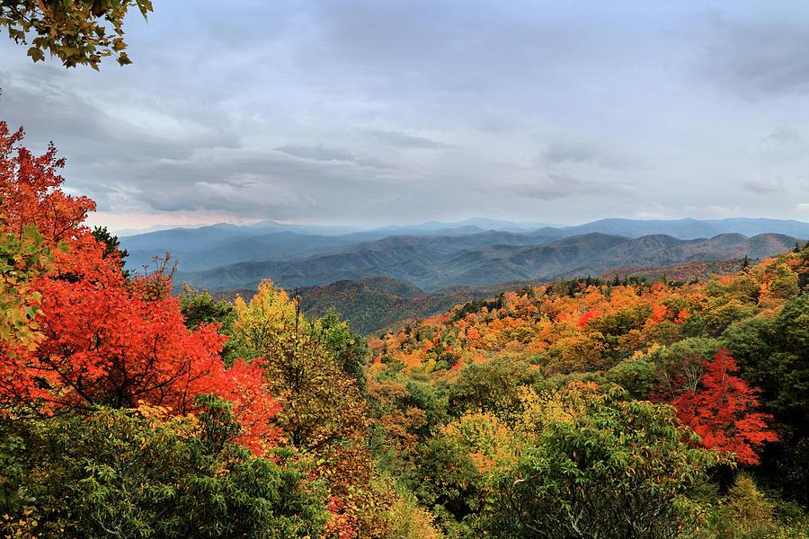 Appalachian Autumn Photograph