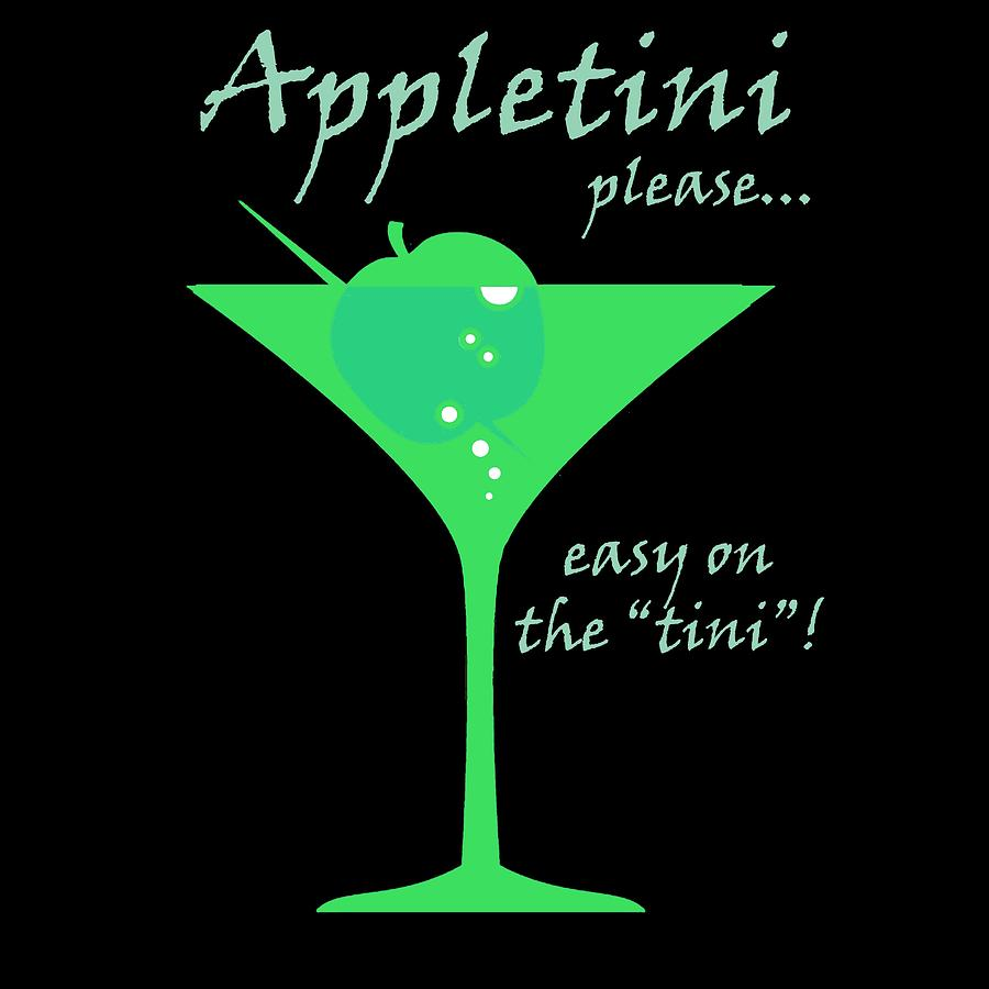 appletini by Andrea