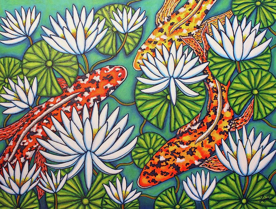 Aquatic Jewels by Lisa Lorenz