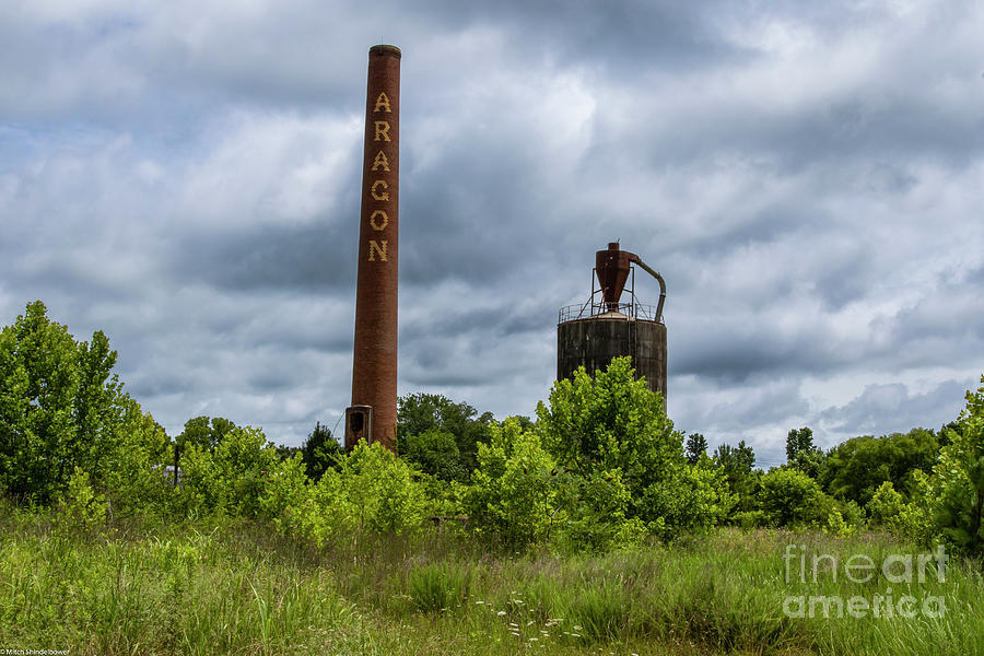 Aragon Mill Photograph