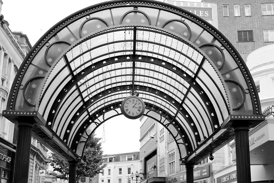 Arch In Bournemouth Photograph