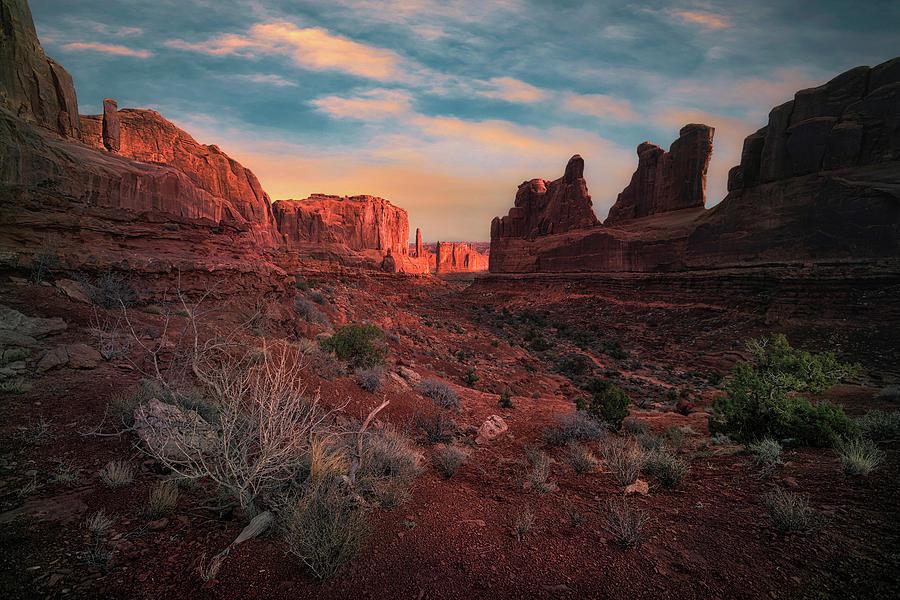 Arches National Park 1 by Robert Fawcett