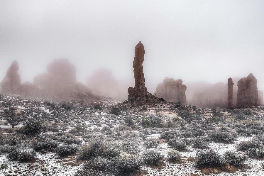Arches National Park 2 by Robert Fawcett