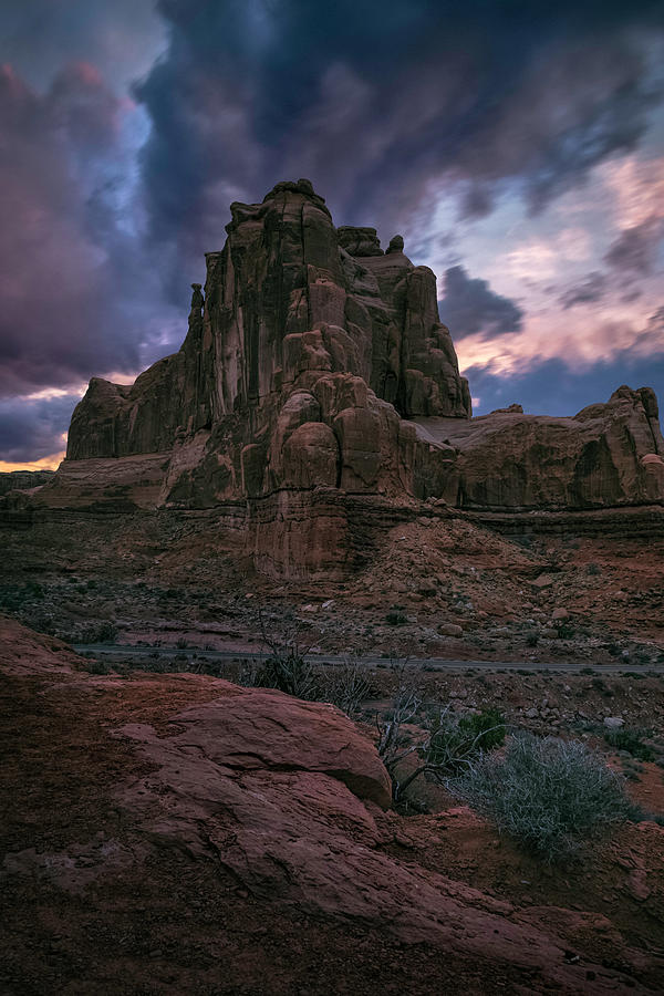 Arches National Park 5 by Robert Fawcett
