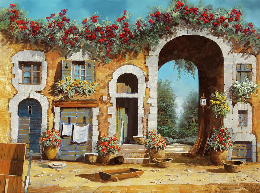 Arco E Porte Painting