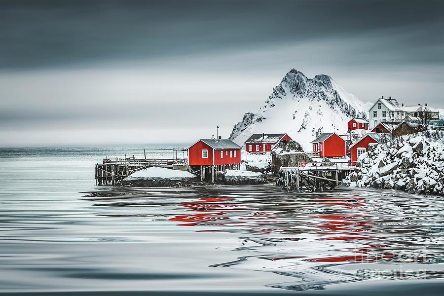 Arctic Tides Photograph