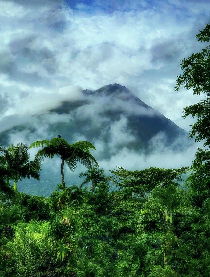 Arenal Volcano 2 Photograph