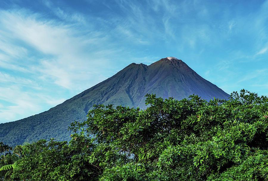 Arenal Volcano Photograph