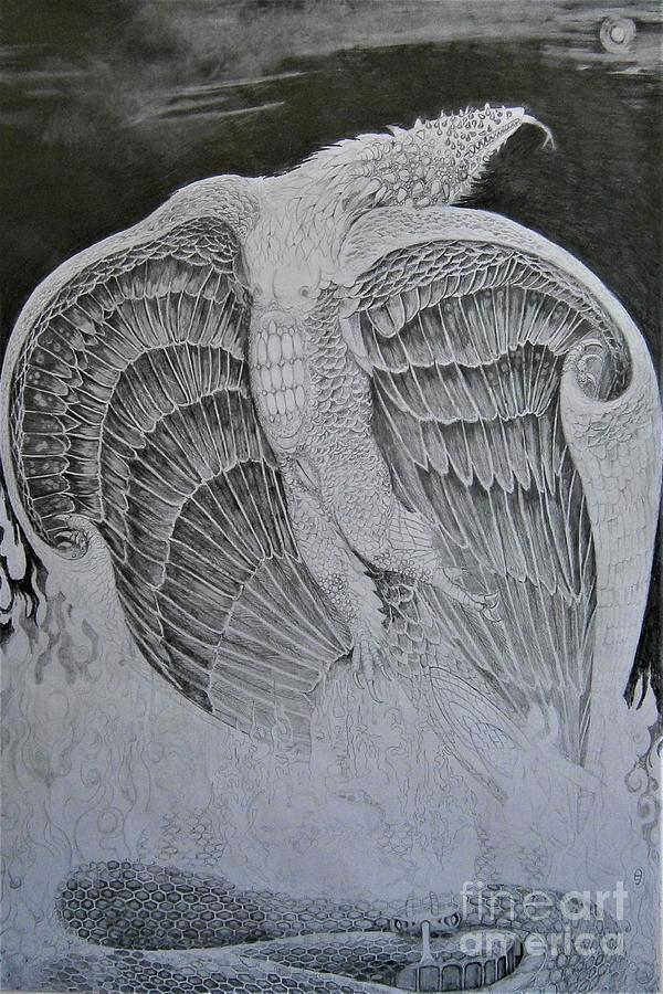 Arise Phoenix Arise by Balkishan Jhumat