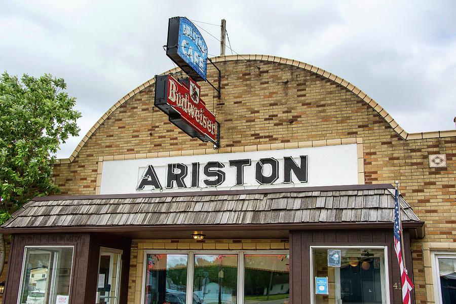 Ariston Cafe Photograph