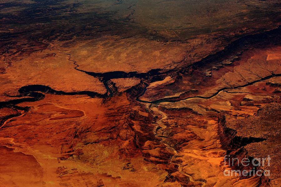 Arizona Airscape by Mae Wertz