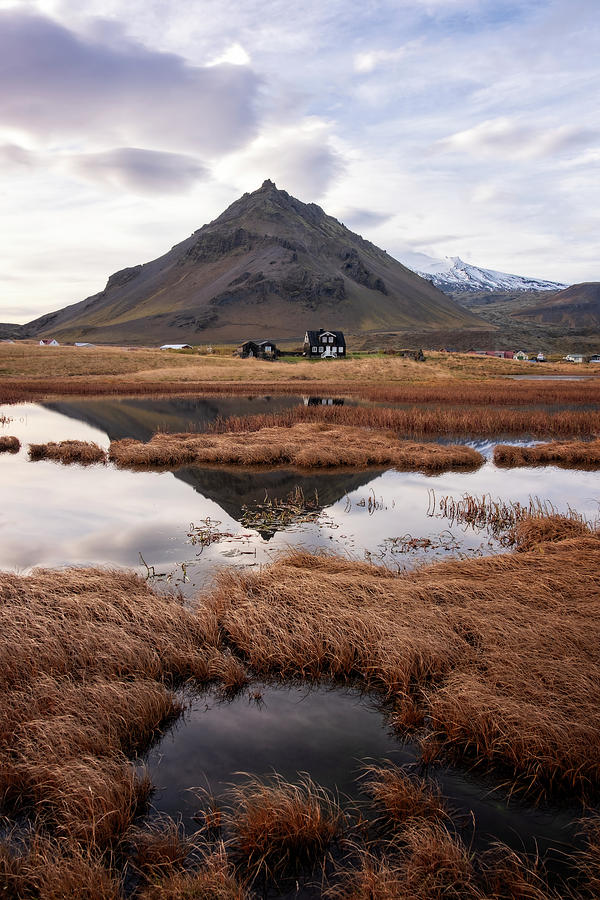 Arnarstapi Iceland by Catherine Reading