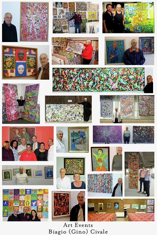 Art Events Photograph by Biagio Civale