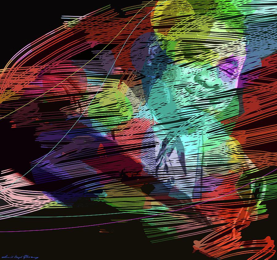 Art Tatum, Piano Jazz Painting