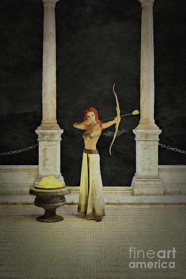 Artemis by Clayton Bastiani