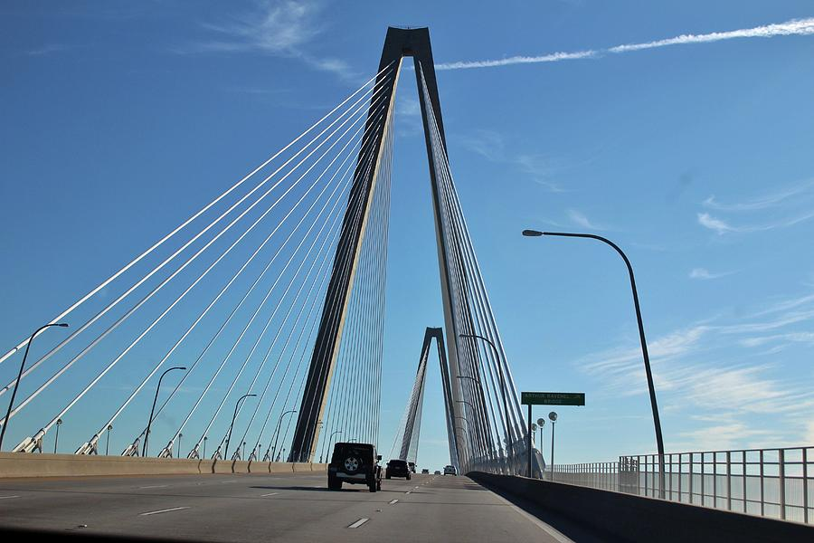 Arthur Ravenel Jr. Bridge by Cynthia Guinn