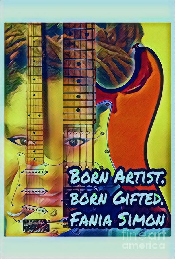 Artist Mixed Media