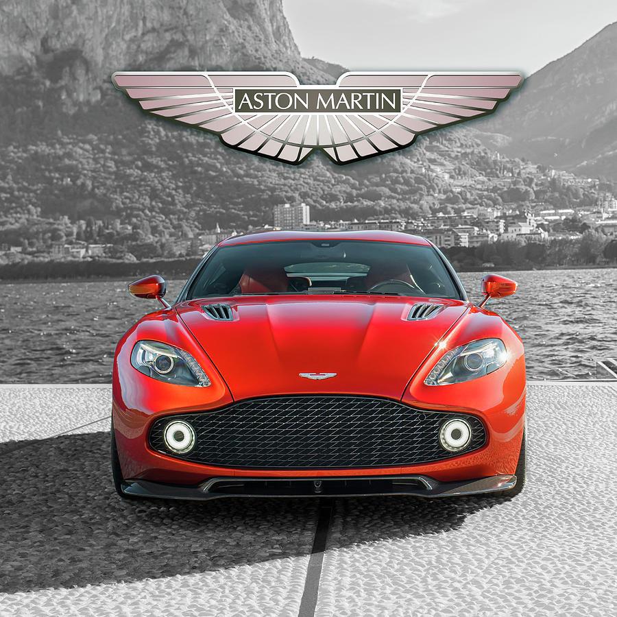 Aston Martin Mixed Media
