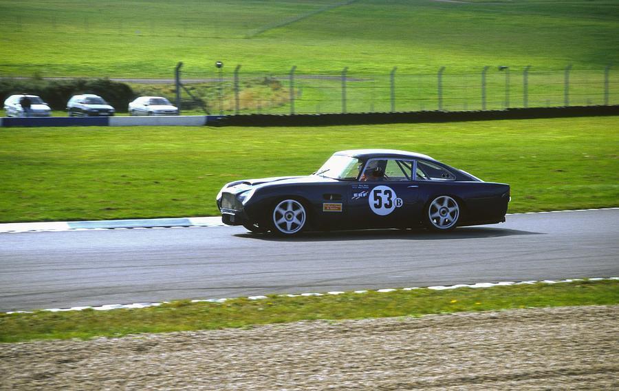 Aston Martin Racer No 53 Photograph