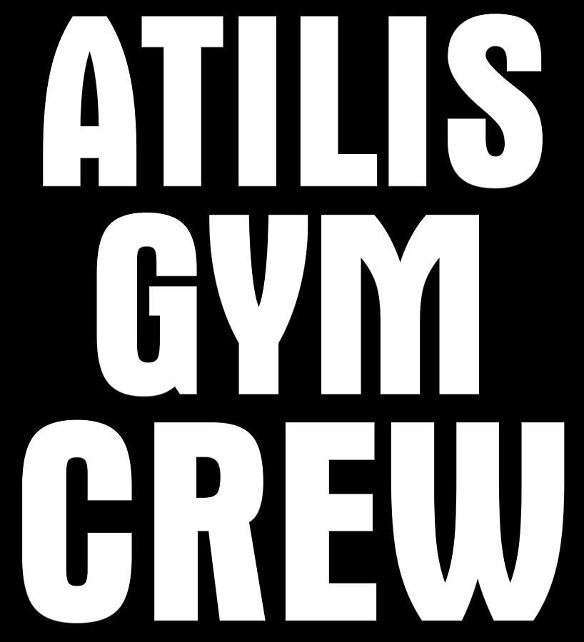 Atilis Gym Crew Painting