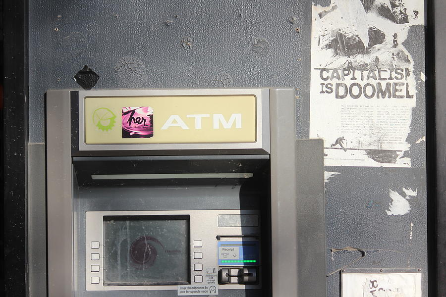 ATM by Callen Harty