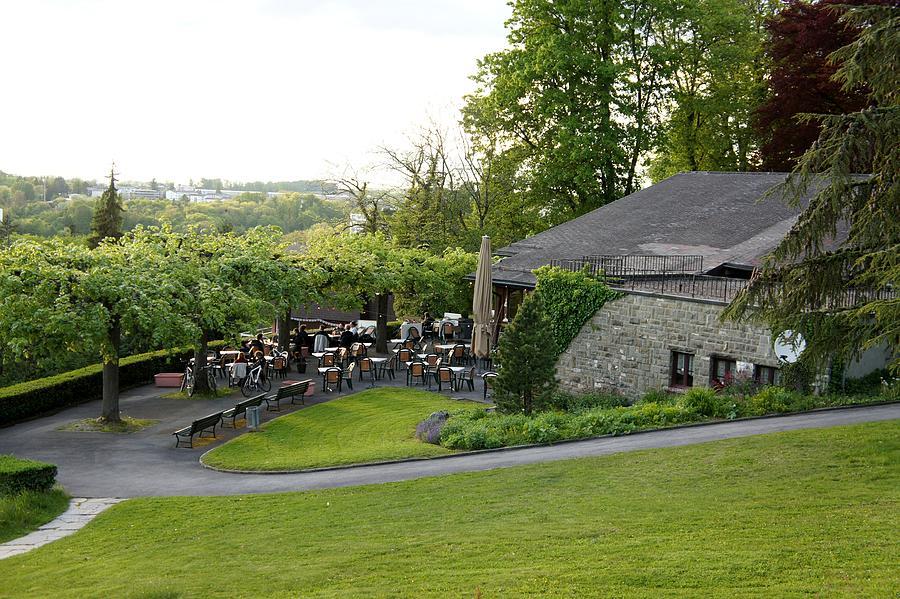 Auberge Restaurant du Lac de Sauvabelin Pinte a Fromage by Santosh Puthran