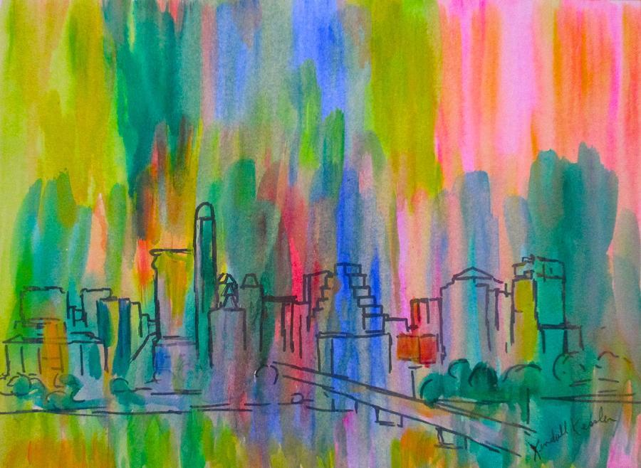 Austin Color Mist by Kendall Kessler
