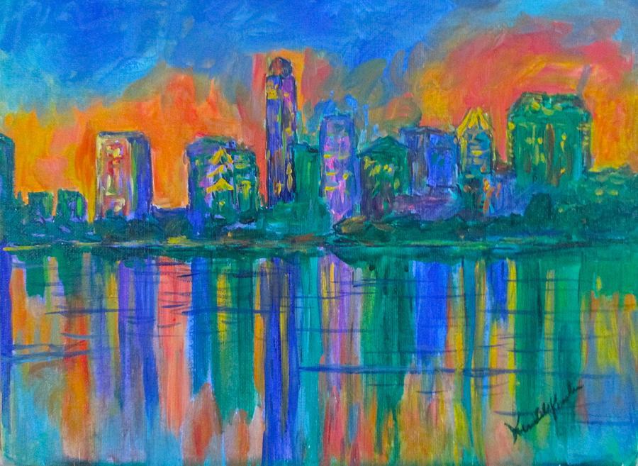 Austin Reflections by Kendall Kessler