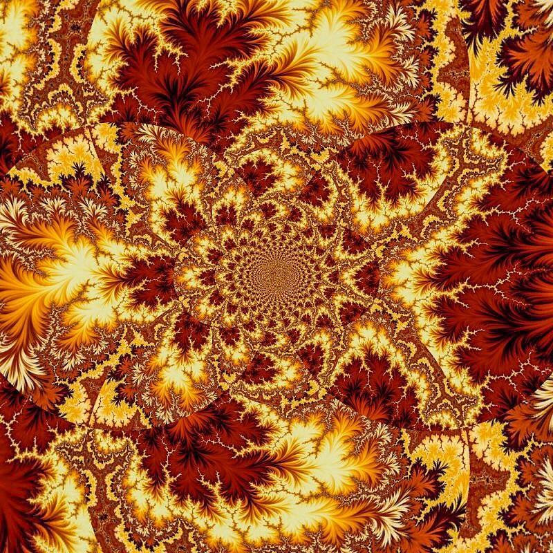 Autumn-5 Mixed Media