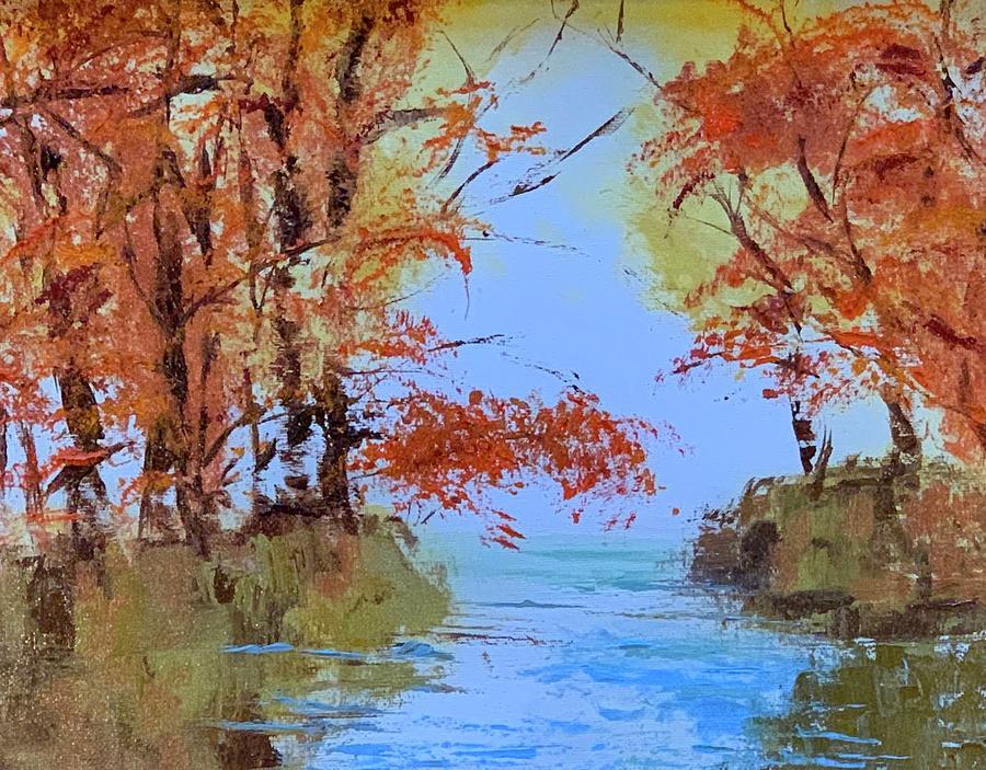 Autumn Color by Donna Joy Cavaliere