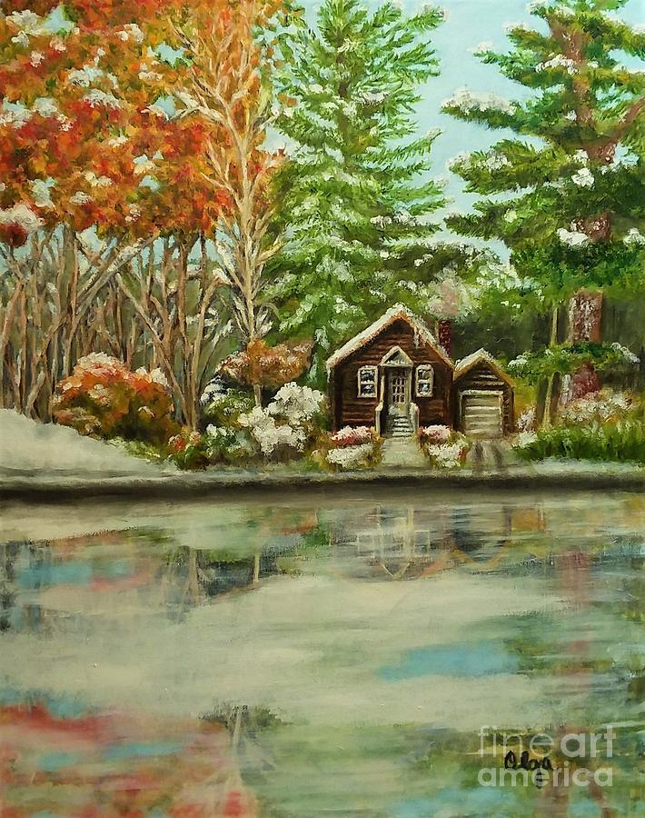 Autumn Frost by Olga Silverman