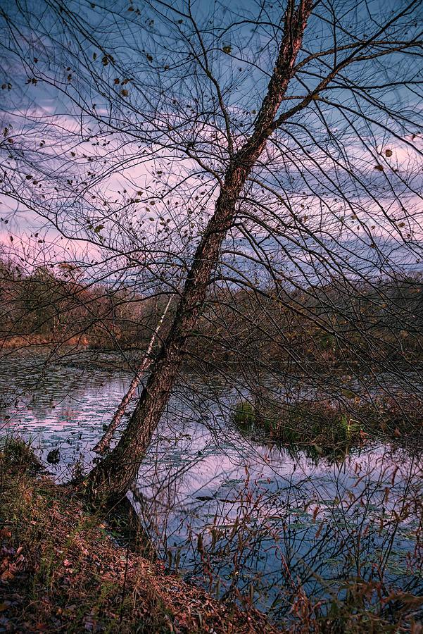 Autumn In Maryland 4 by Robert Fawcett