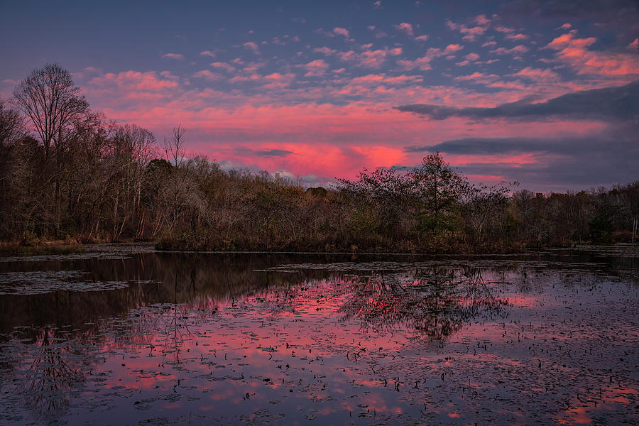 Autumn In Maryland 6 by Robert Fawcett