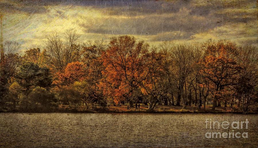 Autumn Retrospective  by Karen Silvestri