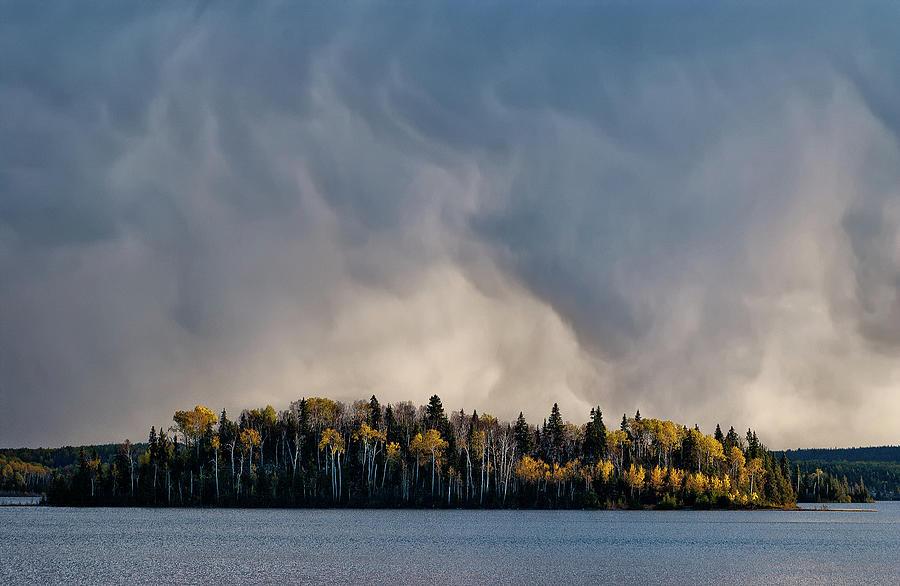 Autumn Rising by Doug Gibbons