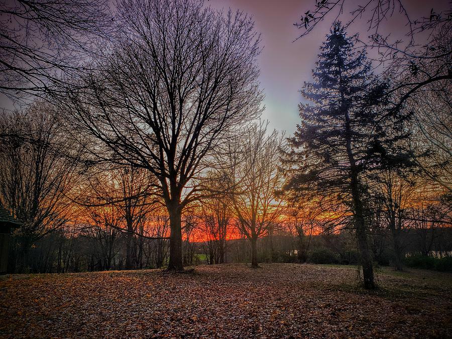 Autumn Skies  by Paul Kercher