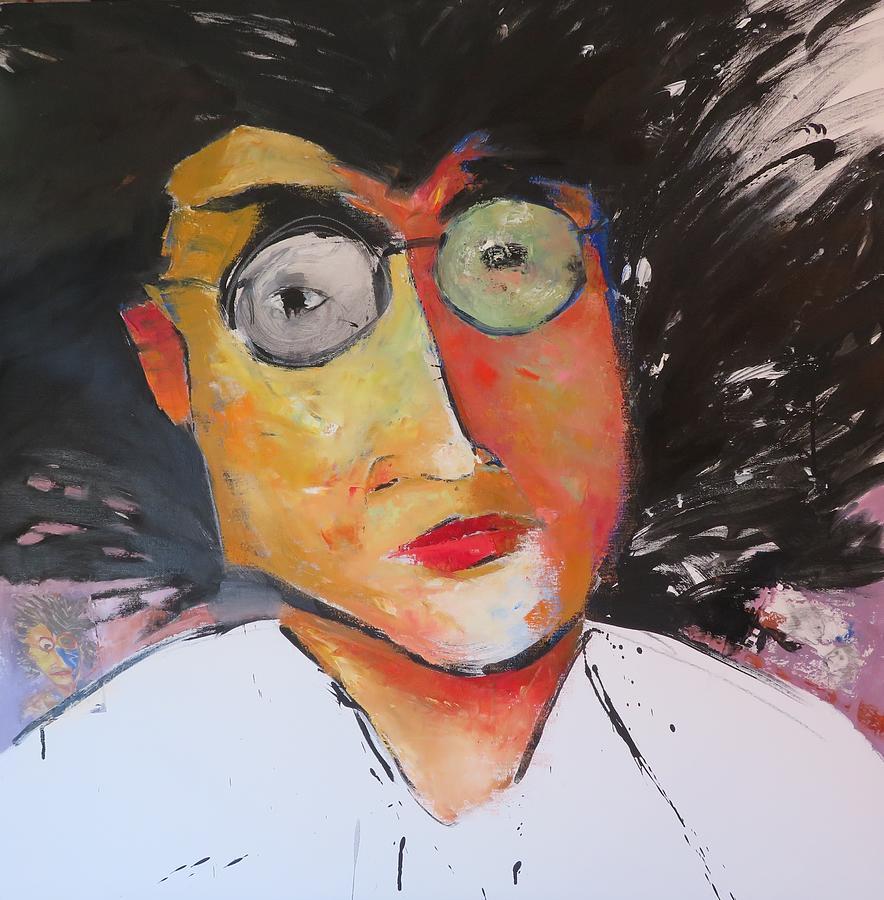 Ava Lousion Painting