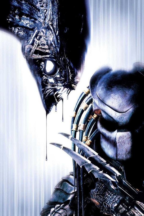 Avp Alien Vs Predator 2004 Digital Art By Geek N Rock