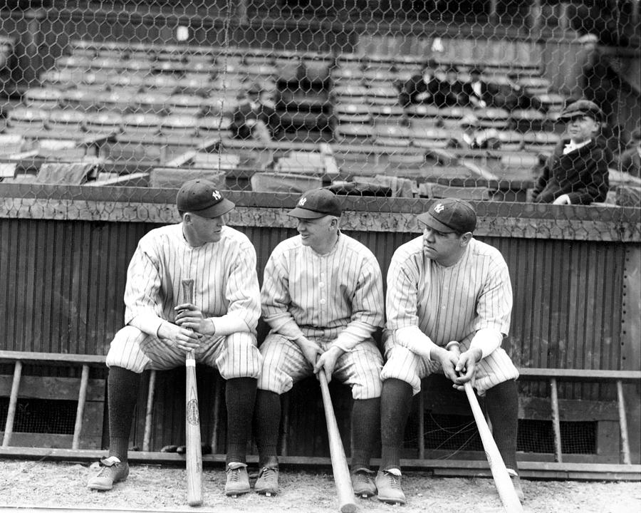 Babe Ruth Photograph by New York Daily News Archive