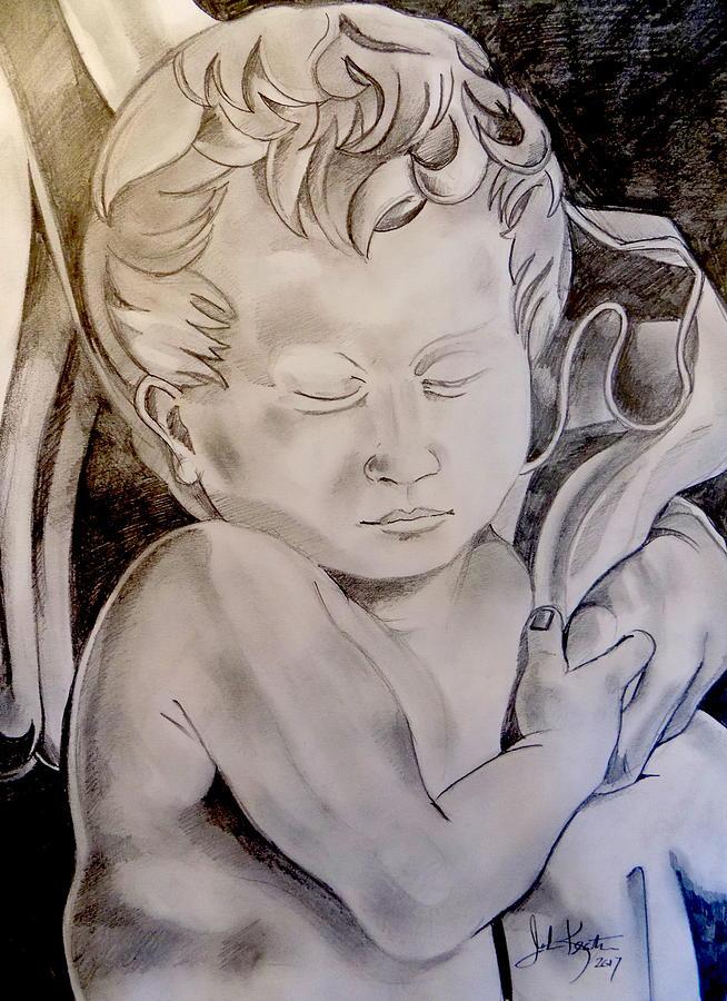 Baby Jesus Drawing