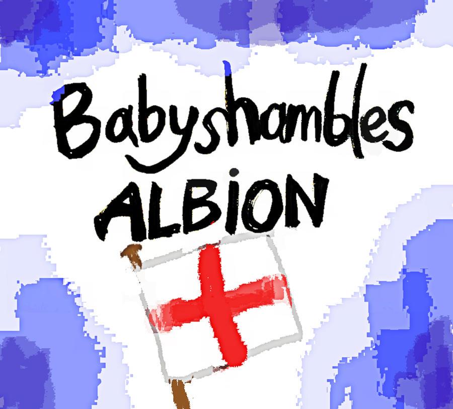 Babyshambles Albion 2005 Drawing