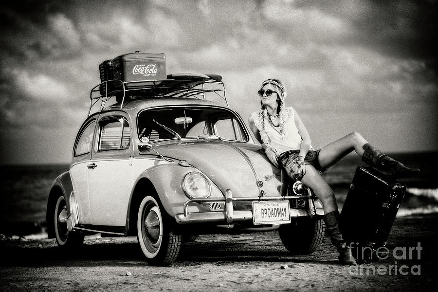 Back to the Love Bug Baby by Doc Braham